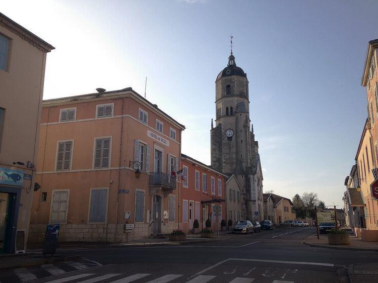 Bâgé-le-Châtel