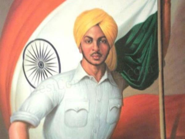 Bhagat Singh Bhagat Singh amp Valentine39s Day What39s the controversy Oneindia