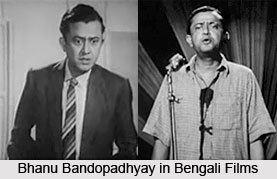 Bhanu Bandopadhyay Bandopadhyay Bengali Actor