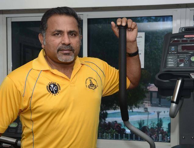 Bharat Arun (Cricketer)