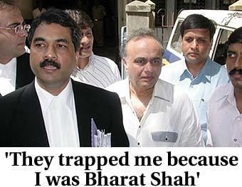 Bharat Shah They trapped me because I was Bharat Shah39