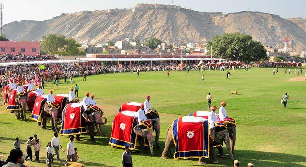 Bharatpur, Rajasthan Festival of Bharatpur, Rajasthan