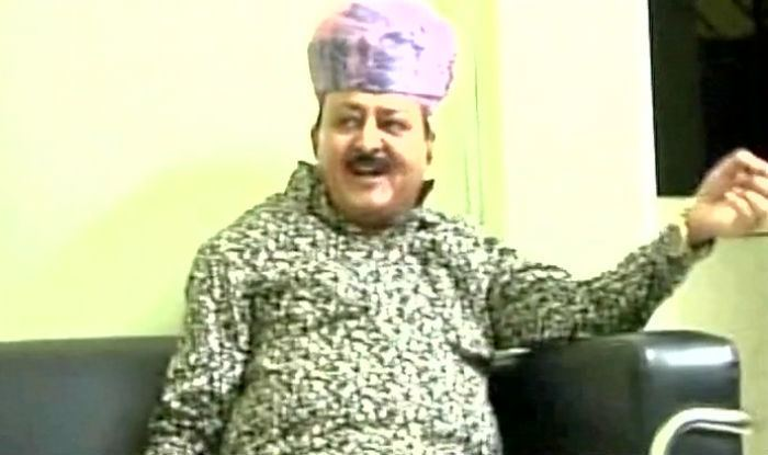 Bhawani Singh Rajawat Ambani Adani had prior knowledge of demonetisation claims
