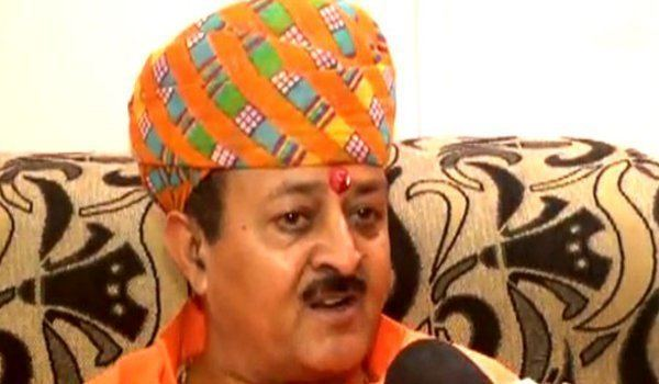 Bhawani Singh Rajawat Adani Ambani had prior info on demonetisation BJP MLA makes