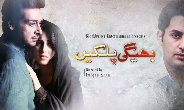 Bheegi Palkein Drama Review Production OST Timing Aplus