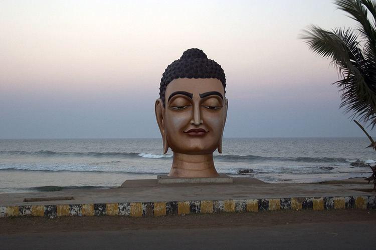 Bheemunipatnam in the past, History of Bheemunipatnam