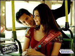 Bhindi Baazaar Inc movie review glamshamcom