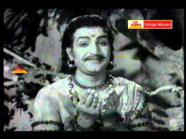 Bhookailas (1958 Telugu film) movie scenes Neela kanta raava deva Telugu Movie Full Video Songs BhooK