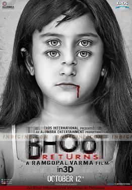 Bhoot Returns movie poster