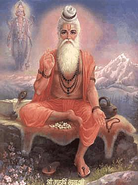 Bhrigu Sages from the Hindu Scriptures Bhrigu Vipasana