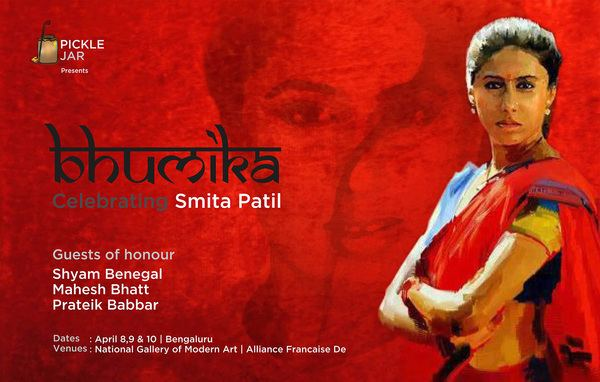 Bhumika (film) Film festival to celebrate actor Smita Patils legacy Citizen