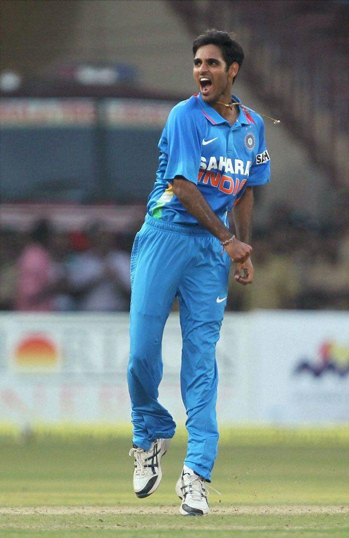 Bhuvneshwar Kumar (Cricketer)