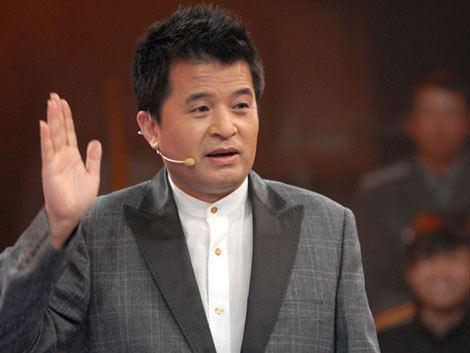 Bi Fujian National TV Host Bi Fujian Suspended for 39Improper Remarks39