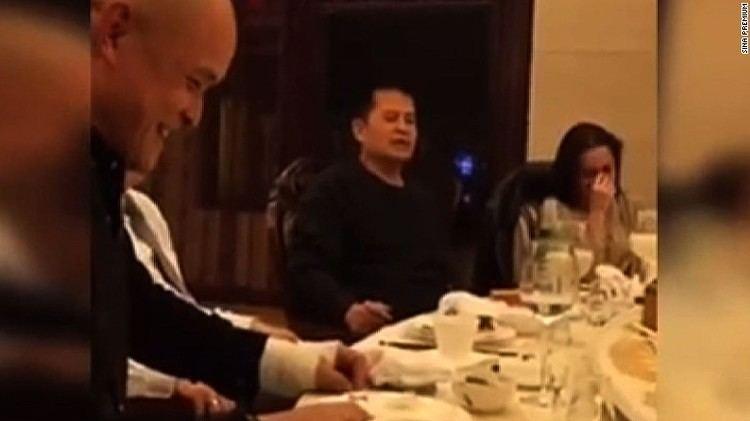 Bi Fujian Chinese TV star Bi Fujian caught insulting Mao CNNcom