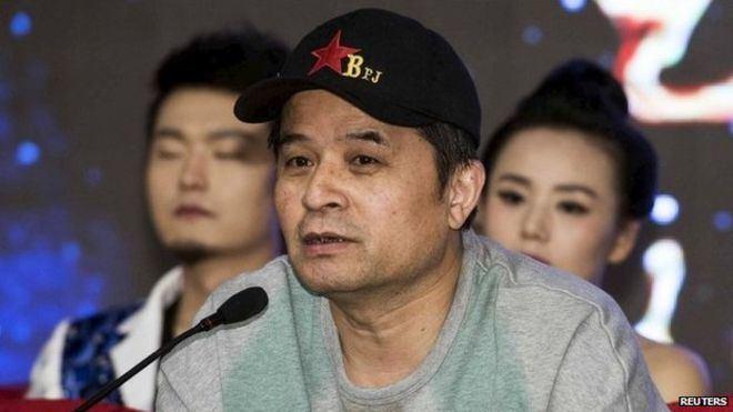 Bi Fujian Chinese TV anchor Bi Fujian off air after criticising Mao