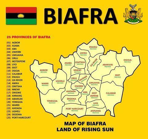 Biafra IPOB Responds to Buhari39s Al Jazeera Interview Biafra would not