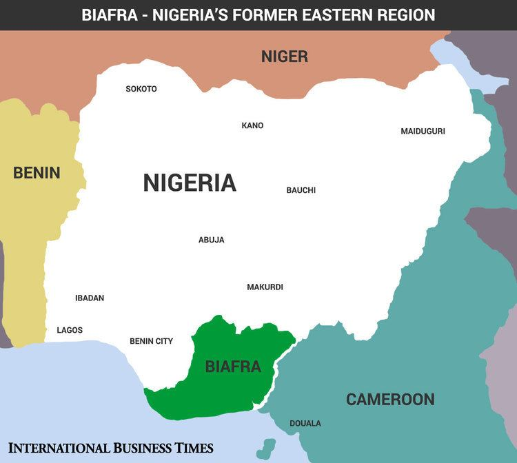Biafra Nigerians call for second Biafra 39We are Israelites of Africa39