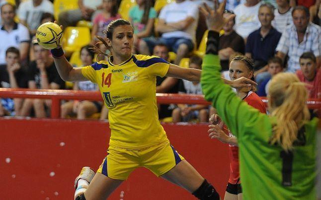 Bianca Bazaliu Bianca Bazaliu golgeterul viitorului Cea mai bun marcatoare a