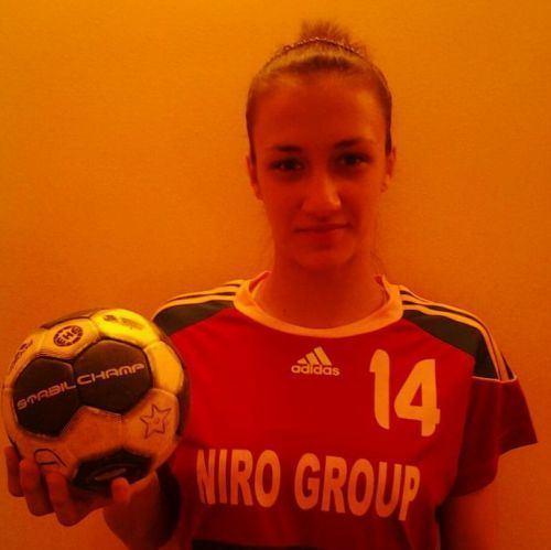 Bianca Bazaliu multi ani de handbal Bianca Bazaliu