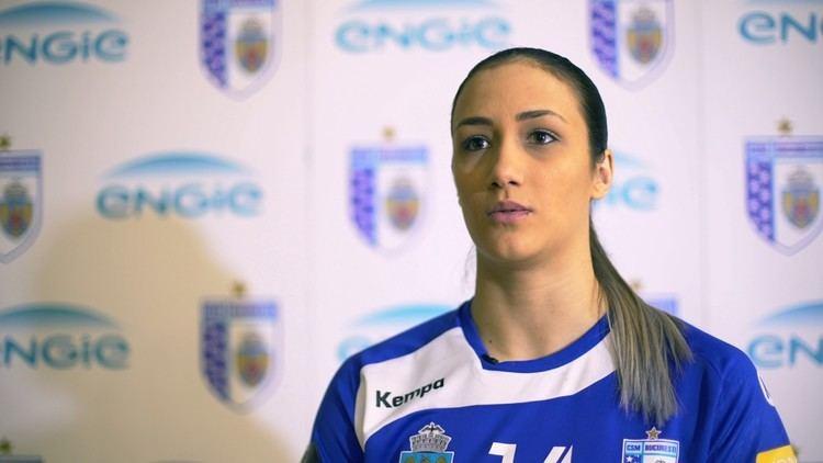 Bianca Bazaliu Interviu cu Bianca Bazaliu jucatoare handbal CSM Bucuresti YouTube