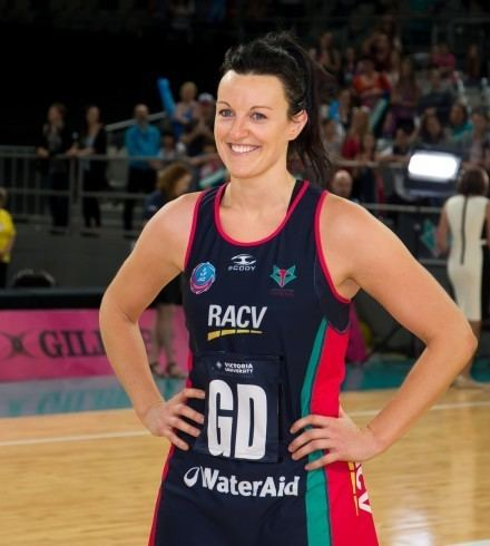 Bianca Chatfield Retiring Chatfield wants to go out on a high Netball Scoop