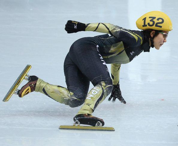 Biba Sakurai Biba Sakurai in Winter Olympics Short Track Speed Skating Zimbio
