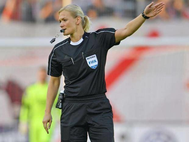 Bibiana Steinhaus Bundesliga appoint their first ever female referee Bibiana