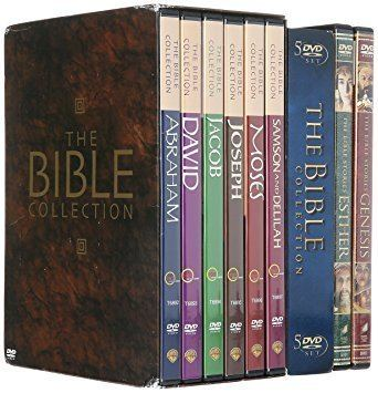 Bible Collection Amazoncom The Bible Collection 12 DVD Set TNT Harry Winer