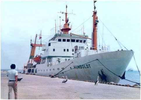 B.I.C. Humboldt BIC Humboldt Instituto del Mar del Per