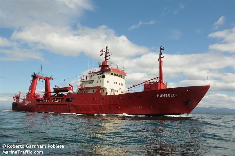 B.I.C. Humboldt Vessel details for BIC HUMBOLDT Reserved MMSI 56008541 Call