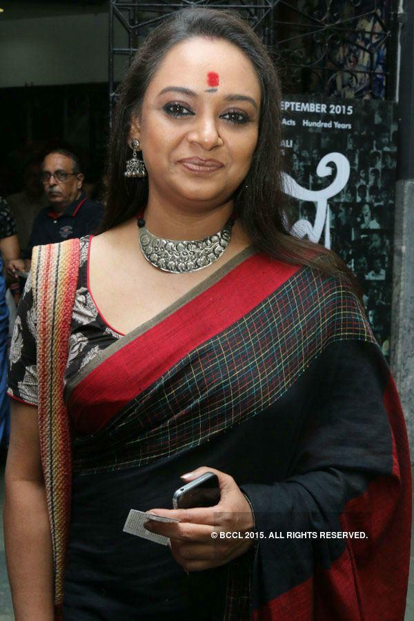 Bidipta Chakraborty Bidipta Chakraborty during the premiere