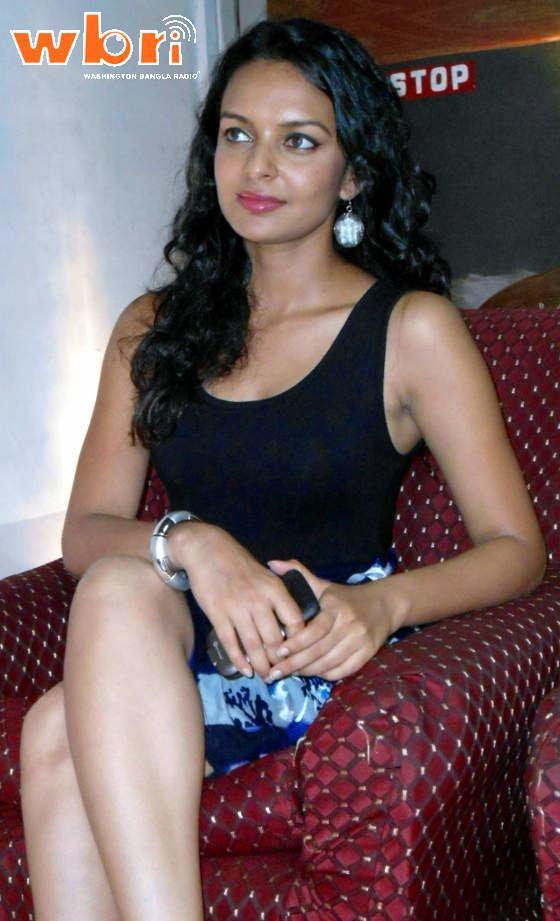 Bidita Bag KAGOJER NOUKA Bengali Movie Sets Sail with Bidita Bag and