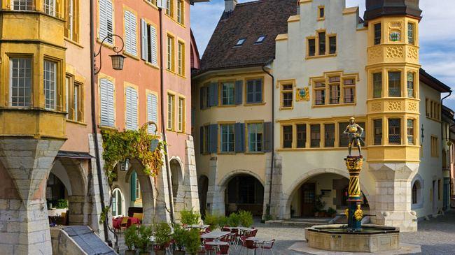 Biel/Bienne Tourist places in Biel/Bienne