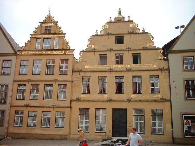 Bielefeld in the past, History of Bielefeld