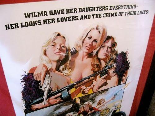 Big Bad Mama movie scenes Big Bad Mama Rides Again