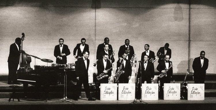 Big band FileDuke Ellington Big Bandjpg Wikimedia Commons