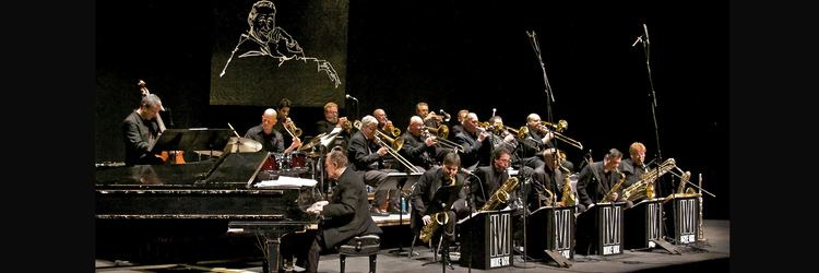 Big band Friends of Big Band Jazz Home Page
