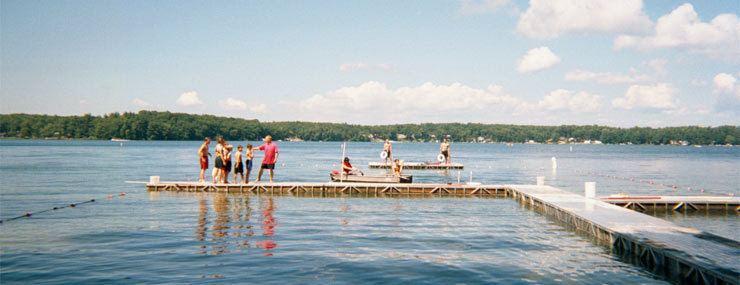 Big Blue Lake Big Blue Lake MI Homes for Sale Werth Phelps