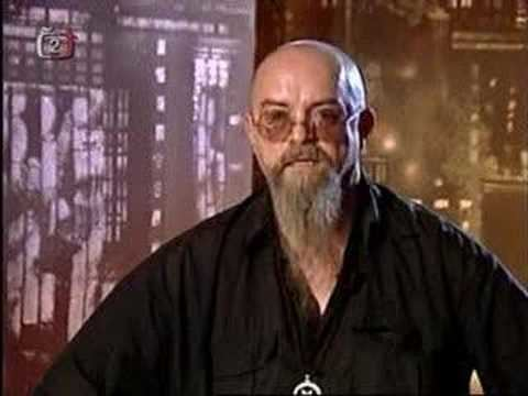 Big Boss (musician) Root Bigboss hostem poradu Metal noc YouTube