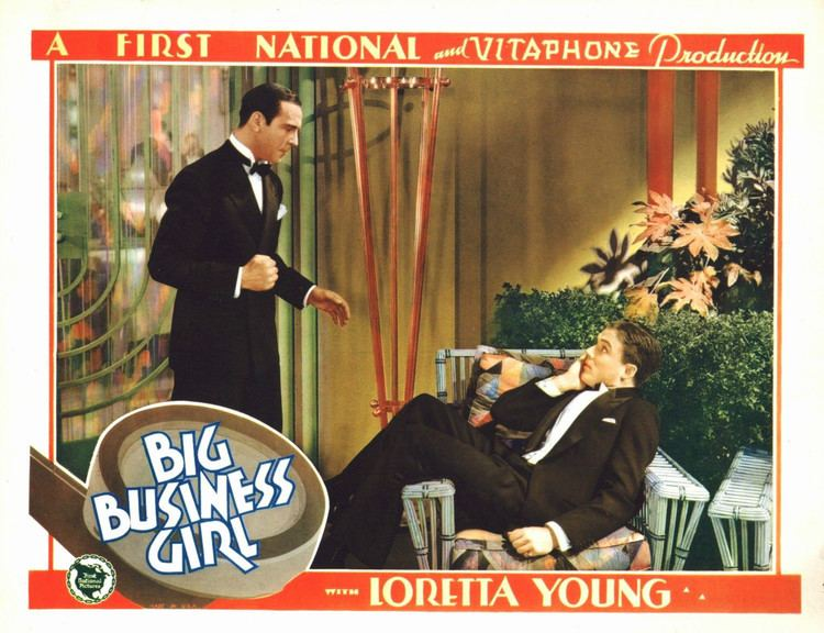Big Business (1934 film) Big Business Girl Wikipedia