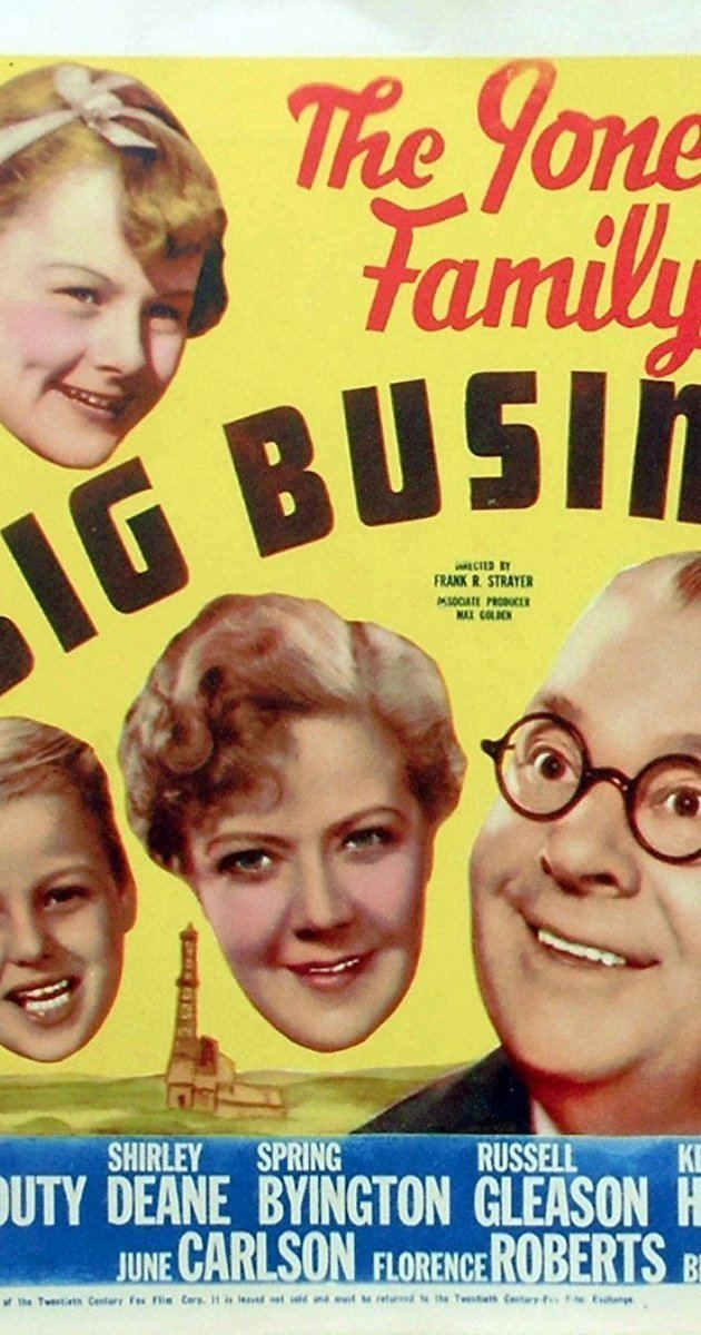 Big Business (1937 film) Big Business 1937 IMDb