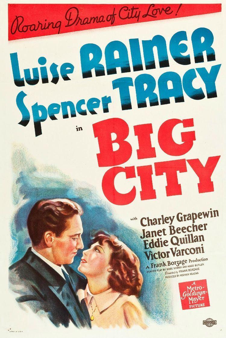 Big City (1937 film) Big City 1937 film Wikipedia