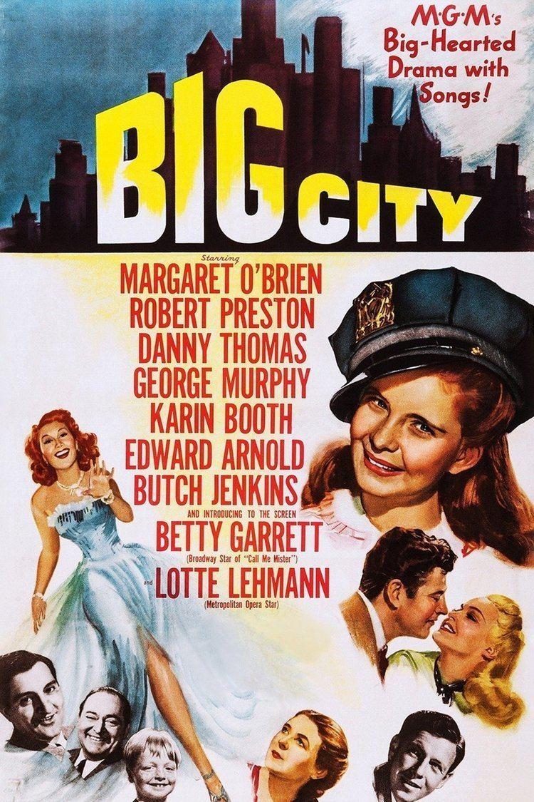 Big City (1948 film) wwwgstaticcomtvthumbmovieposters4797p4797p