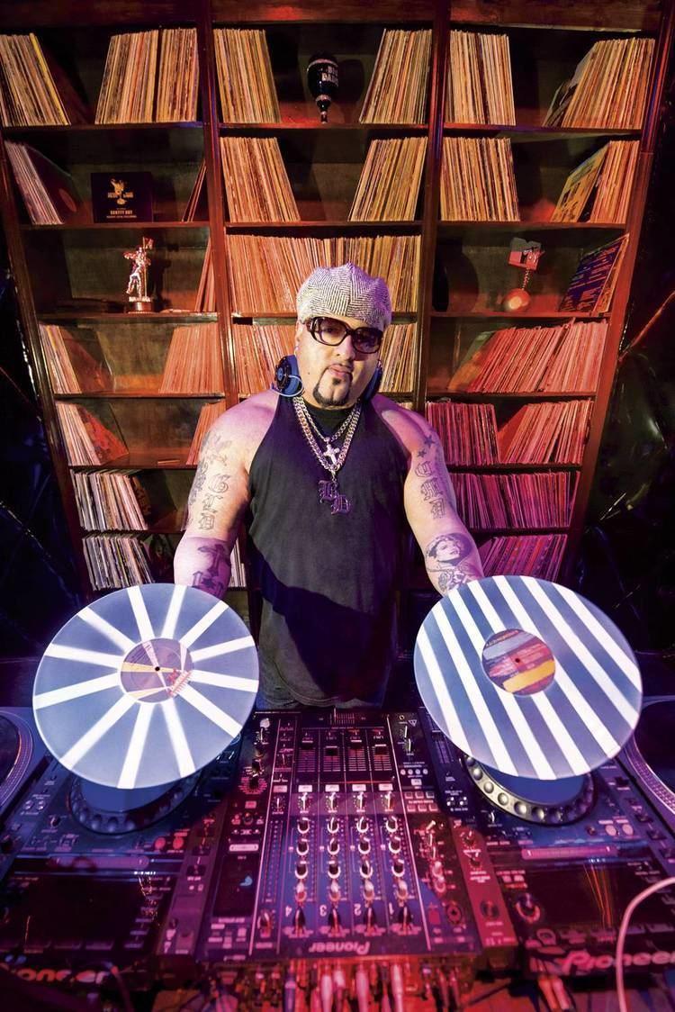 Big Daddy Carlos Big Daddy Carlos Adley Nightlife Impresario Las Vegas Weekly