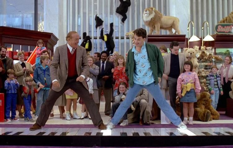 Big (film) movie scenes When you think of FAO Schwarz it s hard not to visualize the iconic scene in
