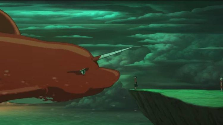 Big Fish & Begonia Here39s a trailer for Big Fish And Begonia the new film from Legend