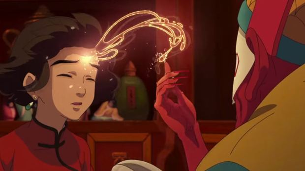 Big Fish & Begonia Big Fish amp Begonia39 Is China BoxOffice Triumph Animation Magazine