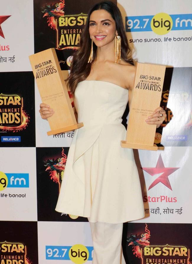 BIG Star Entertainment Awards Big Star Entertainment Awards 2015 And the winners are