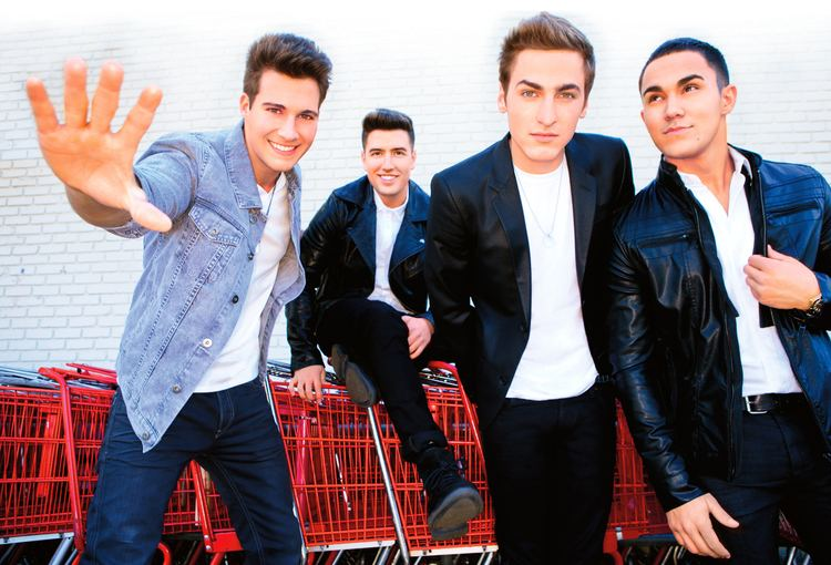 Big Time Rush Big Time Rush Gossip amp latest News at J14 Magazine