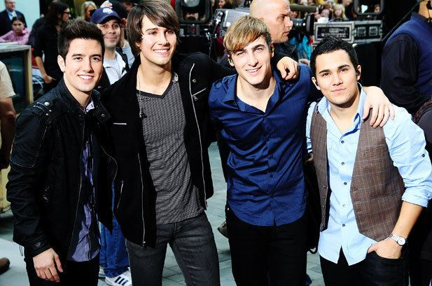 Big Time Rush Big Time Rush band Wikipedia